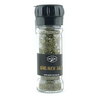 Bärlauch Salz