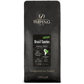 Imping Kaffee Brasil Santos