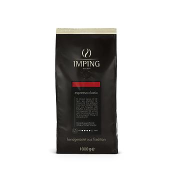 Imping Kaffeebohnen Espresso Classic 1000g