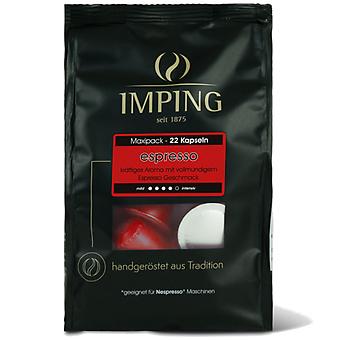 Imping Kaffeekapsel Espresso