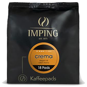 Imping Kaffeepads Crema