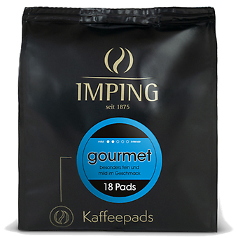 Imping Kaffeepads Gourmet