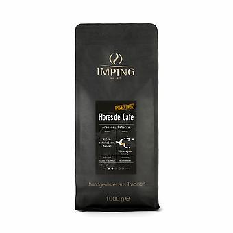 Imping Kaffee Flores del Cafe Nicaragua