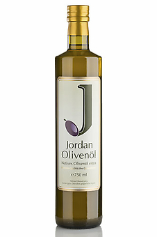 Jordan Natives Olivenöl extra