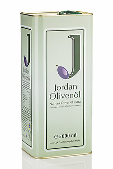 Jordan Natives Olivenöl extra (5000 ml) 5 l