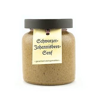 Schwarzer Johannisbeersenf