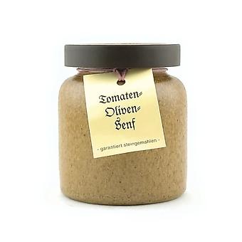 Tomaten-Oliven Senf